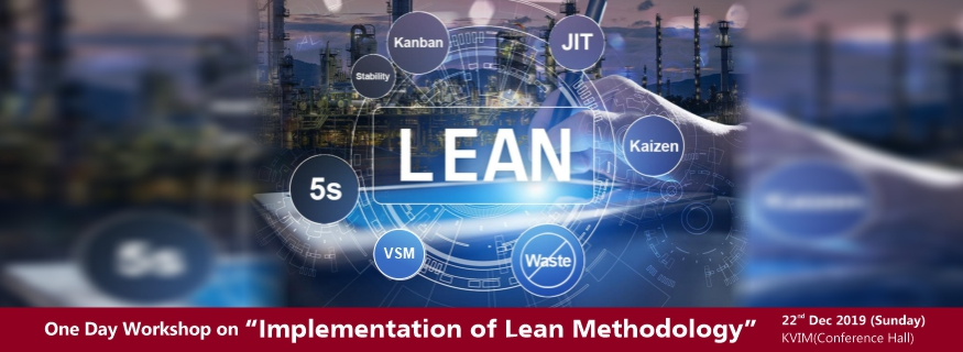 KVIMIS Lean Methodology -BSchool, Coimbatore