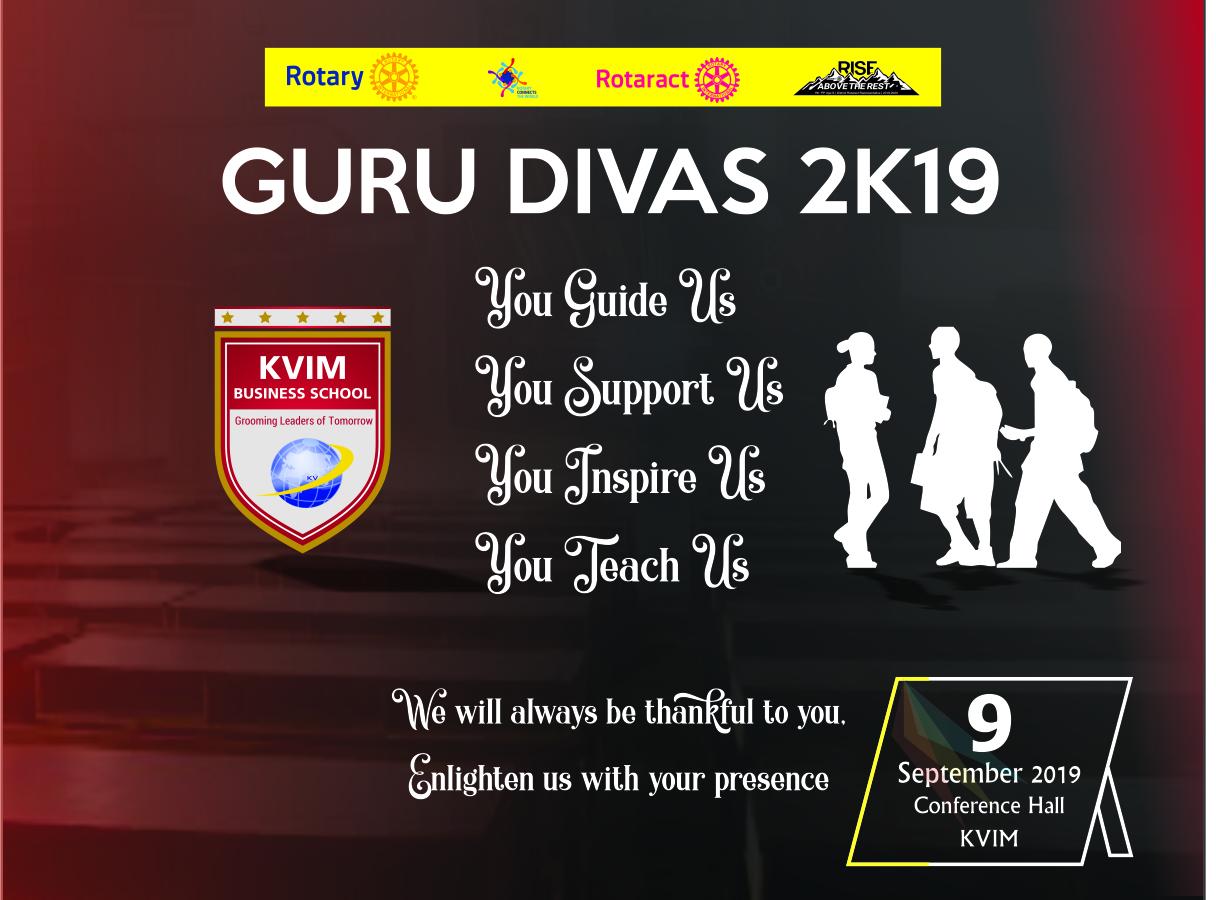 KVIM Guru Divas 2019