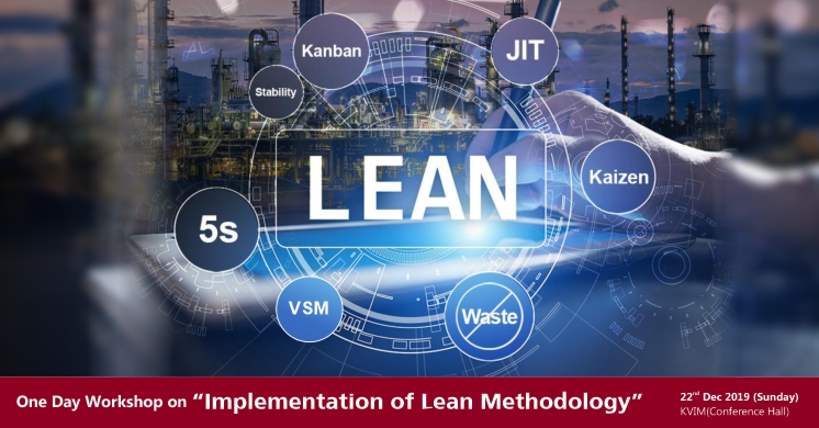 KVIMIS Lean Methodology EED - Coimbatore