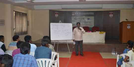 KVIMIS Guest Lecture - B School , Coimbatore