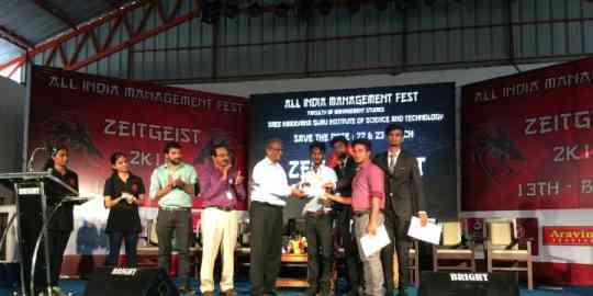 KVIMIS GEIST fest - B School, Coimbatore