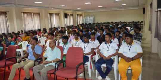 KVIMIS Guest Lecture- B School , Coimbatore