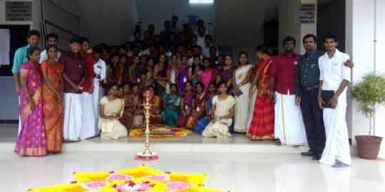 KVIMIS Onam- B School , Coimbatore
