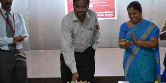 KVIMIS Teachers Day - B School , Coimbatore
