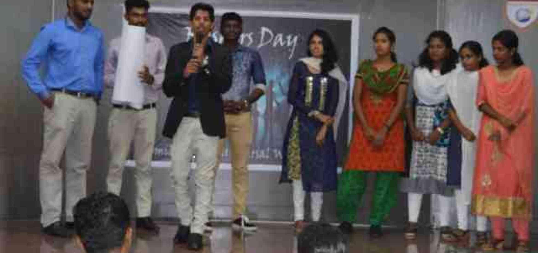 KVIMIS Freshers day- B School , Coimbatore