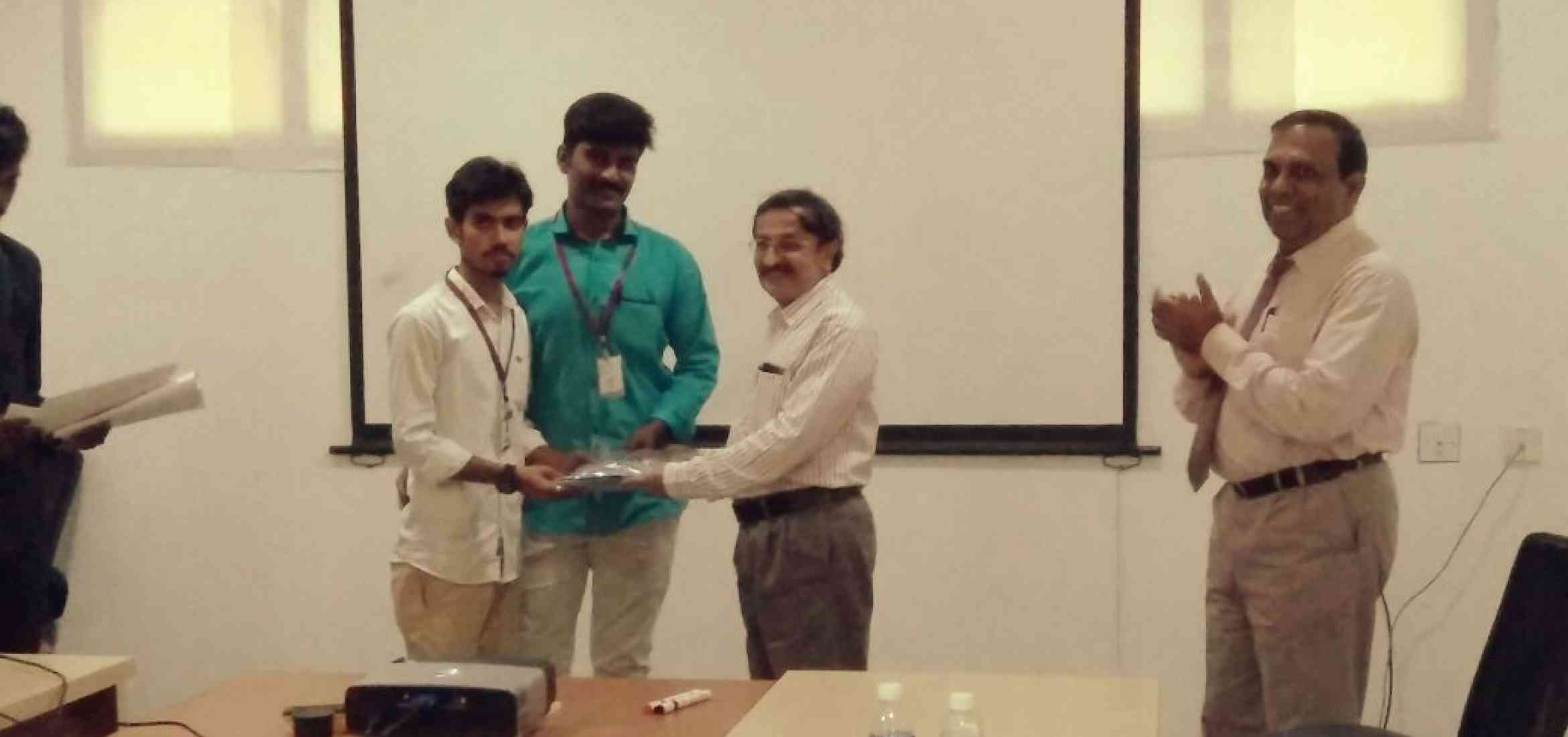 KVIMIS scrabble winner- B School, Coimbatore