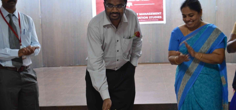 KVIMIS Teachers Day - B School , Coimbatore