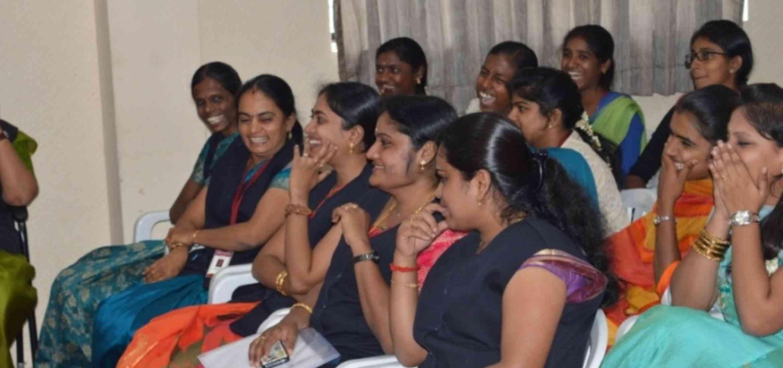 KVIMIS Women's Day - B School , Coimbatore