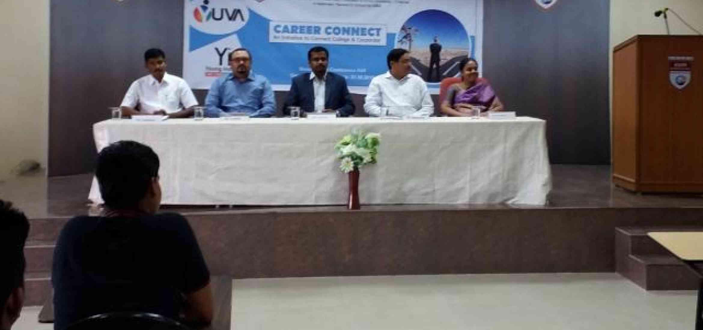 KVIMIS Yuva career connect - B School , Coimbatore