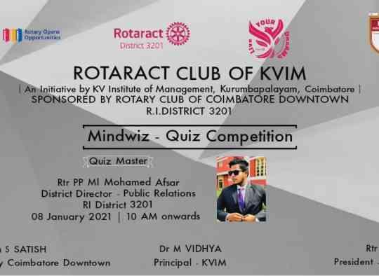 Rotaract Club - Kvimis