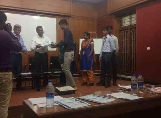 KVIMIS Business Plan image - B School, Coimbatore