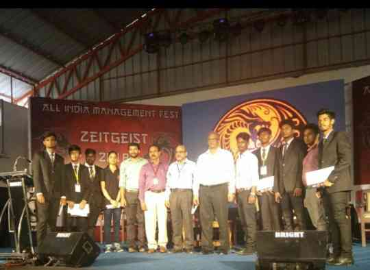 KVIMIS ZEIT fest - B School, Coimbatore
